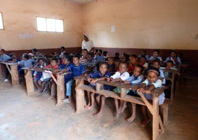 École à Madagascar
